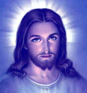 Velas blancas para orar a Jesucristo