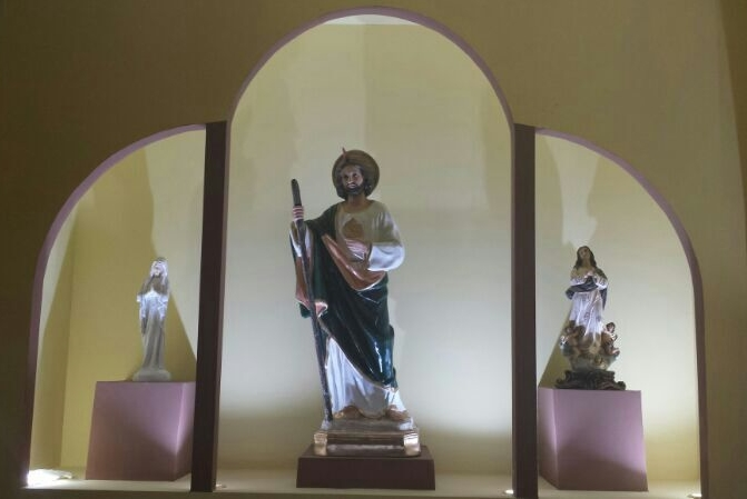 Santos el templo maestro Joao